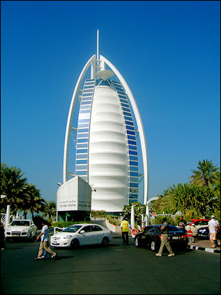 United Arab Emirates, Dubai - Burj Al Arab