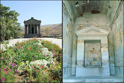 Armenia - Temple of Garni