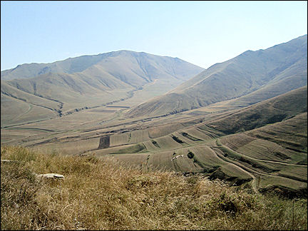 Armenia - Earthquake area in the region of Spitak