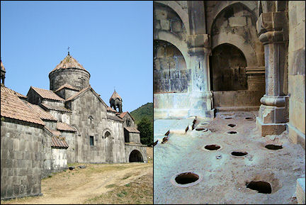 Armenia - Haghpat monastery and library