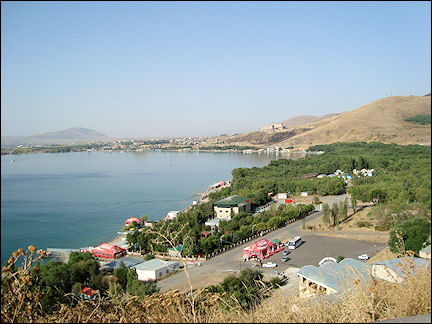 Armenia - View of Lake Sevan