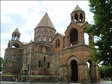 Armenia - Cathedral Echmiadzin