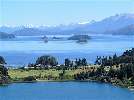 Argentina - Lake district near Bariloche