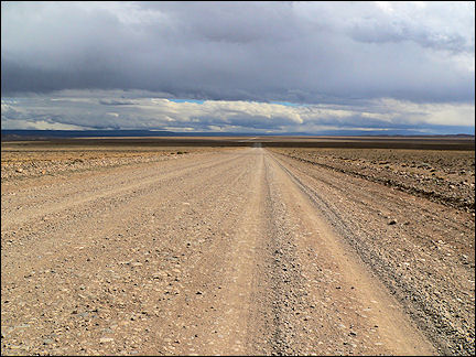 Argentina - Ruta 40 is a real highway