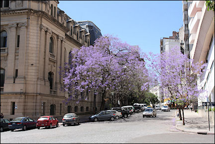 Argentina - Rosario, a wonderfully laid-back town