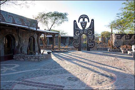 Argentina - Museo Pachamama in Amaicha del Valle
