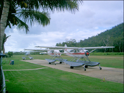 Australia, Queensland - Whitsunday Airport