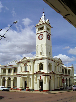 Australia, Queensland - Charters Towers