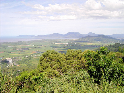 Australia, Queensland - Between Kuranda and Cairns
