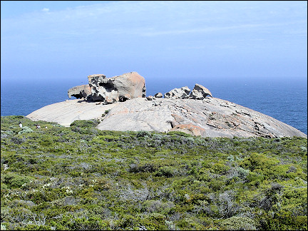 Australia - Remarkable Rocks on Kangaroo Island