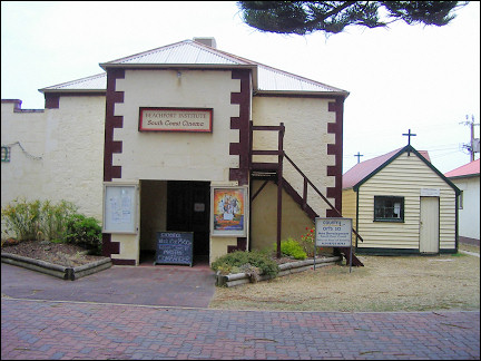 Australia - Little church in Beachport, South Australia