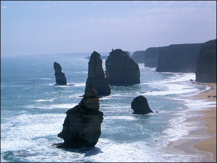 Australia, Great Ocean Road - Twelve Apostles