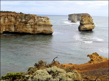 Australia, Great Ocean Road - Rock formations