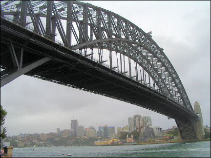 Australia, Sydney - Sydney Harbour Bridge