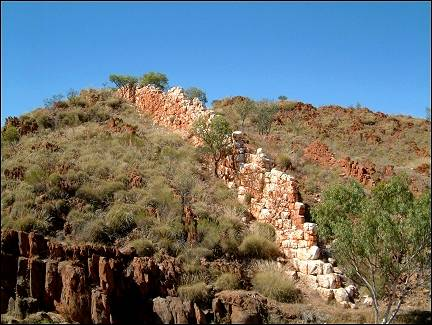 Australia, Northern Territory - China Wall