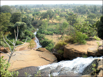 Burkina Faso - Karfiguéla waterfalls