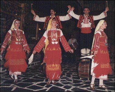 Bulgaria, Rodopi Mountains - Folklore