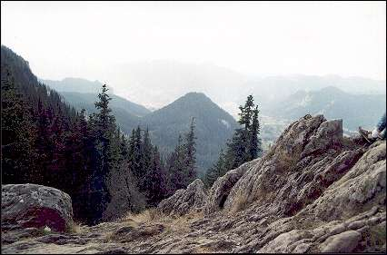 Bulgaria, Rodopi Mountains - Mourgavets Peak