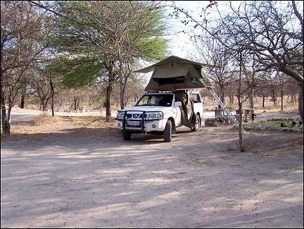 Namibia - Roy's Camp
