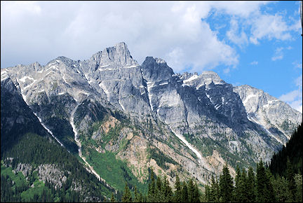 Canada, British Colombia and Alberta - Rogers Pass