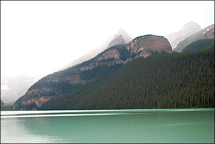 Canada, British Colombia and Alberta - Lake Louise