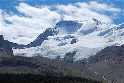 Canada, British Colombia and Alberta - Icefield Parkway