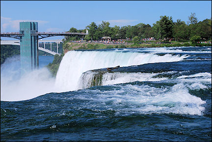 United States, New York - Niagara Falls