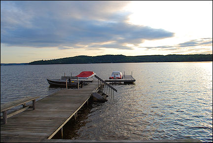 Canada, Ontario - Lake of Bays