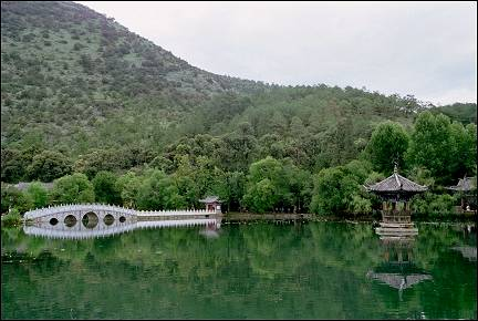 China, Yunnan - Lijiang, Black Dragon Pool