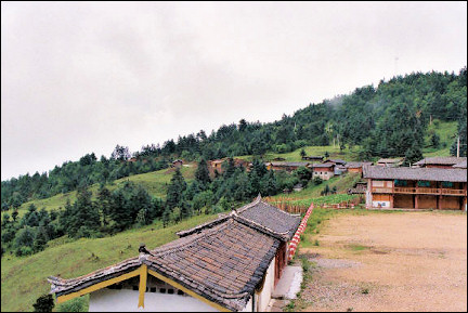 China, Yunnan - Yak Meadow