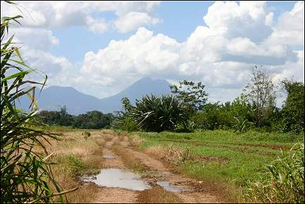 Costa Rica - View of the Arenal