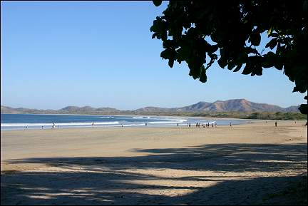 Costa Rica - Pacific beach