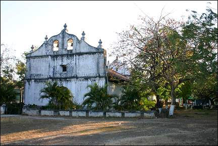 Costa Rica - Nicoya, church