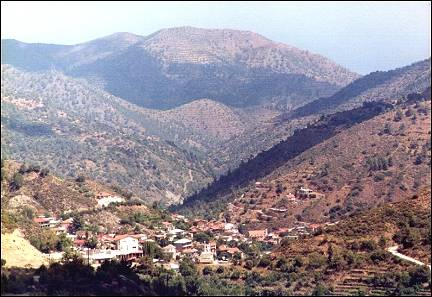 Cyprus - Marathassa-valley