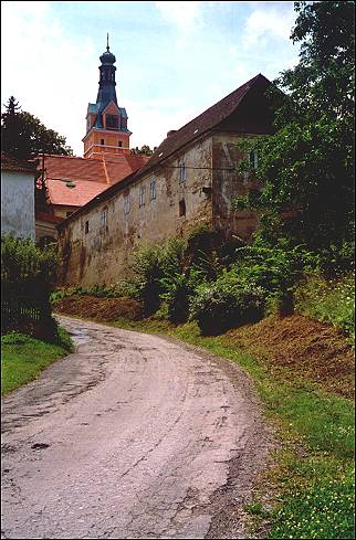Travelogue Vacation Bohemia Czech Republic Off The