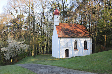 Germany, Bavaria - Bavarian pilgrimage church