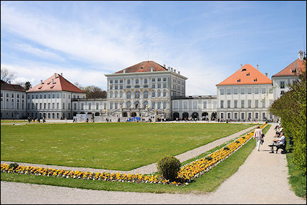 Germany, Bavaria - Munich, Schloss Nymphenburg