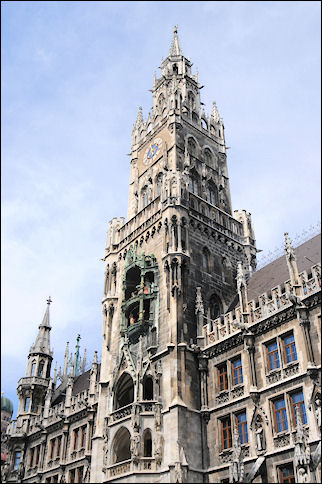 Germany, Bavaria - Munich, City Hall