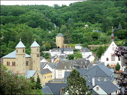 Germany, North Rhine-Westphalia - Bad Münstereifel