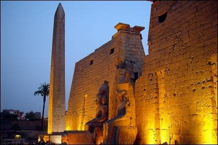 Egypte - Luxor temple