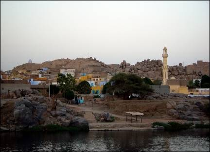Egypt - Nubian village