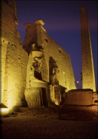 Egypt - Temples in Luxor