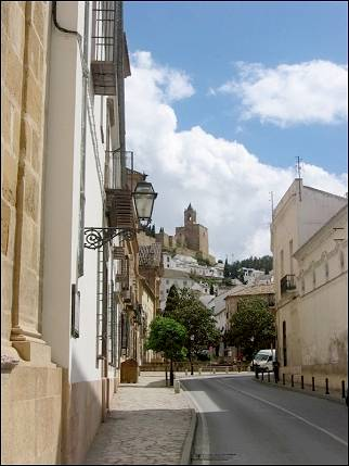 Spain, Andalusia - Antequera