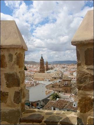 Spain, Andalusia - Antequera, from the fortress