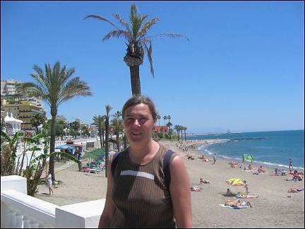 Spain, Andalusia - A day of rest on the beach?