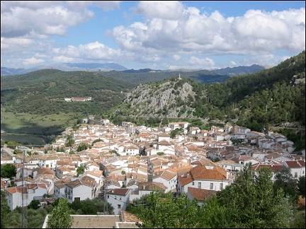 Spain, Andalusia - Grazalema