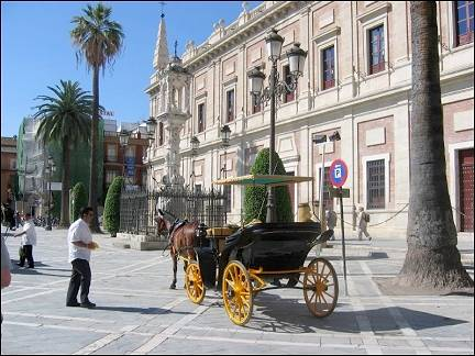 Spain, Andalusia - Sevilla