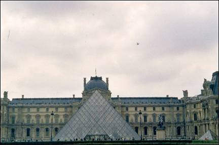 France, Paris - The Louvre