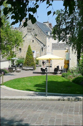 France, Normandy - The medieval town of Bayeux