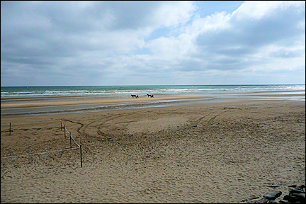 France, Normandy - Omaha Beach